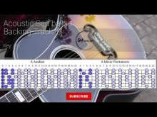 Embedded thumbnail for Acoustic Sad Ballad Guitar Backing Track [9]