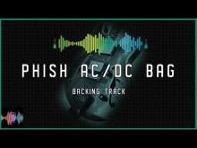 Embedded thumbnail for Phish ACDC Bag Backing Track in A Pentatonic Blues