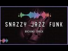 Embedded thumbnail for Snazzy Jazz Funk Backing Track C Dorian Blues