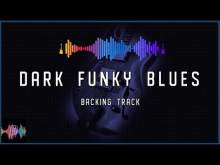 Embedded thumbnail for Dark Funky Blues Backing Track in G Minor Blues