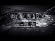 Embedded thumbnail for Insanely Fast Metal Drum Track 250 BPM |  Preset 2.0 (HQ,HD)