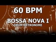Embedded thumbnail for Bossa Nova I   Drum Metronome Loop   60 BPM