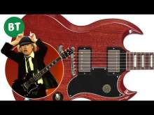 Embedded thumbnail for ACDC Blues Rock style Guitar Backing Track Jam in A - 140bpm