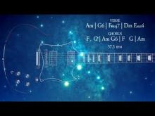 Embedded thumbnail for Space Rock Ballad Guitar Backing Track A Minor Jam