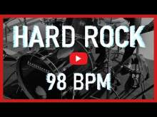 Embedded thumbnail for Hard Rock Metal Drum Track 98 BPM Metal Drum Beat Backing Track (Track ID-66)