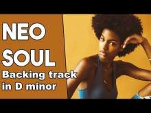Embedded thumbnail for Neo Soul Backing Track in Dm