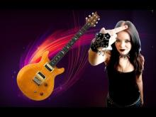 Embedded thumbnail for Modern Rock/Metal Guitar Backing Track (Em)