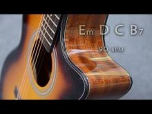 Embedded thumbnail for Acoustic Guitar Backing Track Ballad in E Minor Jam