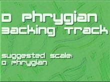 Embedded thumbnail for D Phrygian Backing Track: Mysterious, Eastern, Dark