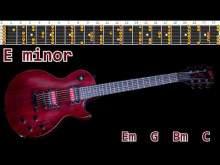 Embedded thumbnail for Emotional Rock Ballad Guitar Backing Track - E minor   95bpm