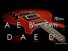 Embedded thumbnail for Backing Track Slow Instrumental Guitar Ballad A Major