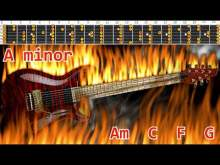 Embedded thumbnail for Epic Chillout Rock Ballad Style Guitar Backing Track - A minor | 90 bpm
