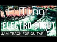 Embedded thumbnail for Electronic Rock Backing Track in Cm