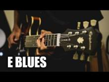 Embedded thumbnail for Blues Acoustic Guitar Backing Track In E