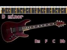 Embedded thumbnail for Soft Rock Ballad Guitar Backing Track - D minor   110bpm