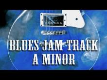 Embedded thumbnail for Blues Guitar Backing Track in A Minor Jam