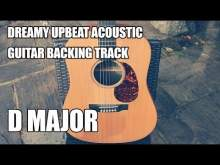 Embedded thumbnail for Dreamy Upbeat Acoustic Guitar Instrumental In D Major