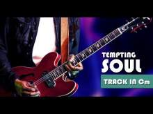 Embedded thumbnail for Tempting Soul Groove Guitar Backing Track Jam in Cm