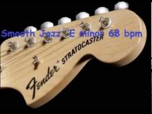Embedded thumbnail for Smooth Jazz backing track E minor 68 bpm