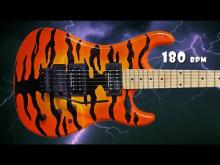 Embedded thumbnail for Hard Rock Metal Fast Guitar Backing Track F# Minor