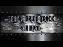 Embedded thumbnail for Groovy Metal Drum Track 111 BPM | Preset 3.0 (HQ,HD)