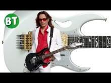 Embedded thumbnail for Steve Vai style Backing Track Jam in Em & F Lydian - 110bpm