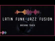 Embedded thumbnail for Jazz Funk Fusion Latin Backing Track in B Minor