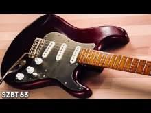Embedded thumbnail for Romantic Bluesy Groove Backing track in Gm #SZBT 63