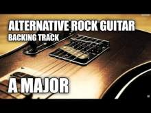 Embedded thumbnail for 'Coldplay Style' Alternative Rock Guitar Backing Track In F# Minor / A Major