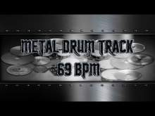 Embedded thumbnail for Slow & Sexy Metal Drum Track 69 BPM | Preset 3.0 (HQ,HD)