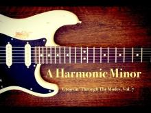 Embedded thumbnail for A Harmonic Minor Backing Track