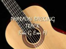 Embedded thumbnail for Guitar backing track flamenco pharaon Bm