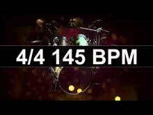 Embedded thumbnail for Drums Metronome 145 BPM