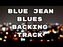 Embedded thumbnail for Blue Jean Blues Backing Track