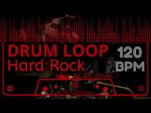 Embedded thumbnail for Hard Rock (AC DC Style) - Free Drum Track 120 BPM