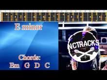 Embedded thumbnail for 80's Pop Rock Heart Style Guitar Backing Track - E minor | 90 bpm