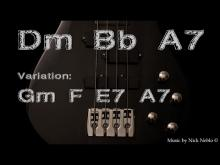 Embedded thumbnail for Funky Blues Guitar Backing Track D minor