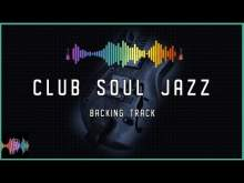 Embedded thumbnail for Club Soul Jazz Backing Track in A Mixolydian Blues