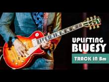 Embedded thumbnail for Epic Uplifting Bluesy Groove Guitar Backing Track Jam in Bm