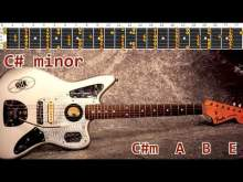 Embedded thumbnail for Impressive Rock Style Piano Backing Track For Improvise - C# minor | 130 bpm