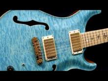 Embedded thumbnail for Softly Bluesy Groove Backing Track in A minor | #SZBT 523