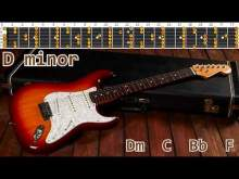 Embedded thumbnail for Guitar Backing Track Blues Rock Ballad - D minor | 70 bpm