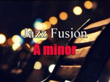 Embedded thumbnail for Jazz Fusion in A minor Backing track