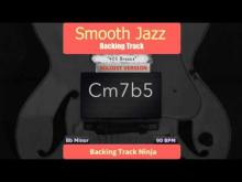 Embedded thumbnail for Smooth Jazz Backing Track in Bb Minor, 90bpm - SOLOIST VERSION