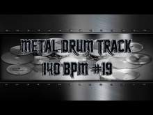 Embedded thumbnail for Double Bass Extravaganza Metal Drum Track 140 BPM | Preset 3.0 (HQ,HD)