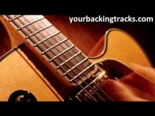 Embedded thumbnail for Smooth Jazz Guitar Backing Track in Bb Major / Free Jam Tracks TCDG