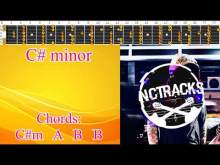 Embedded thumbnail for 80's Pop Rock Style Guitar Backing Track - C# minor | 125 bpm