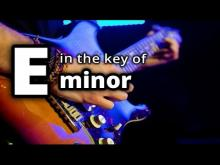 Embedded thumbnail for GROOVE METAL Backing Track in E MINOR - Slow Metal Jam Track