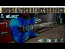Embedded thumbnail for Sweet Blues Rock Ballad Style Guitar Backing Track 6/8 - A minor   80 bpm