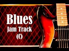 Embedded thumbnail for Chicago Blues Backing Track (C) + Solo TAB/Notation